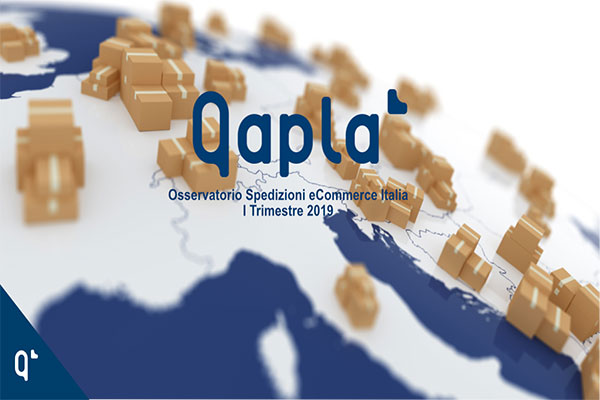qaplà osservatorio spedizioni ecommerce italia