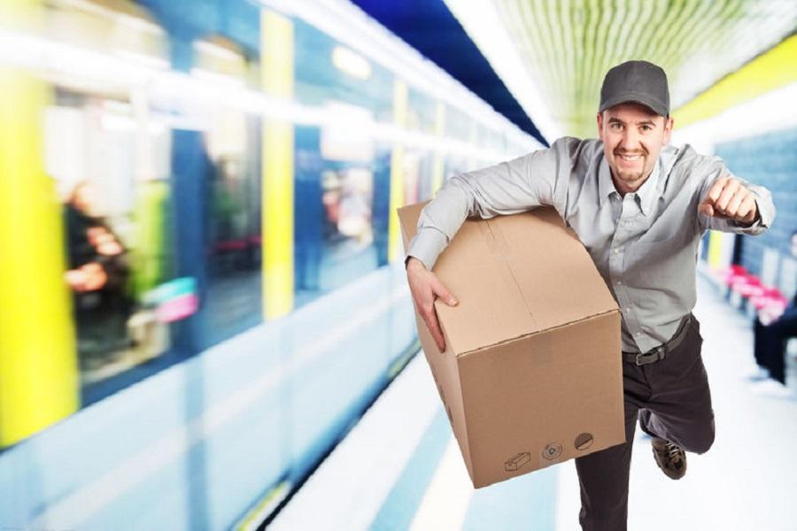 spedire pacco urgente