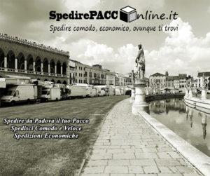 Hai bisogno di un corriere espresso a Padova per spedire un pacco?