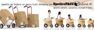 Devi spedire da Padova un pacco a un prezzo vantaggioso e non sai come fare ?