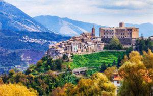 Elenco completo delle località disagiate per spedire un pacco con SDA in Italia.