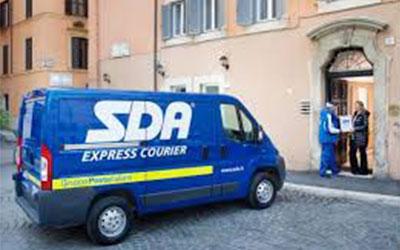 spedizioni pacchi corriere espresso SDA