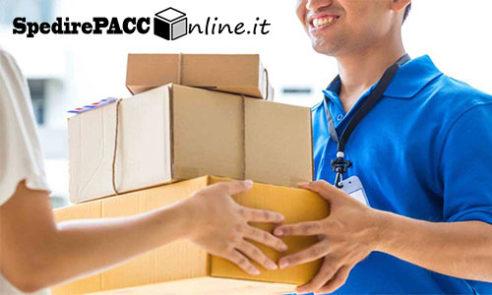 Spedire un pacco da casa: CONVENIENZA e SEMPLICITA'