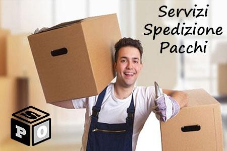 spedire pacco online comodo e veloce