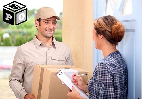 spedire pacco ritiro e consegna a domicilio