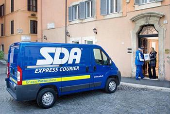 Costo spedizione pacco SDA