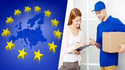 spedizione pacchi economica in europa