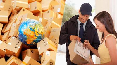 spedizione pacchi economica internazionale nel mondo