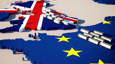 spedizioni inghilterra brexit