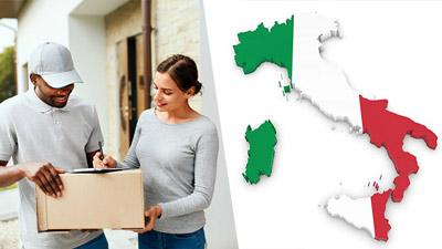 spedizioni pacchi con corriere espresso in italia