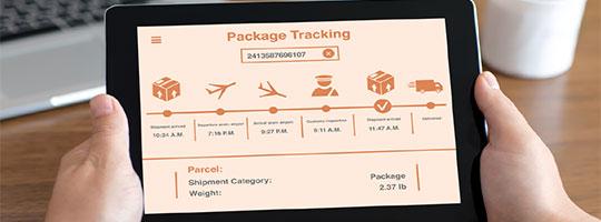 traccia pacco online con tracking spedizione